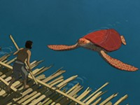 Film review: 'The Red Turtle'