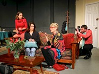 Theater review: 'Sketching the Soul' at MuCCC