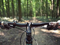 Cyclists want to connect parks