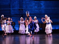 SPECIAL EVENT | Sankofa African Dance and Drum Ensemble