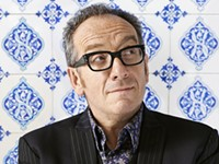 I Scene It: Elvis Costello at CMAC