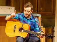 Theater review: 'The Other Josh Cohen' at Geva