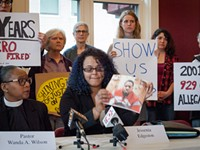 Push for stronger police oversight continues