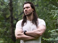 Andrew W.K. goes over the top to see the other side
