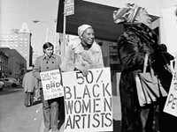 Exhibit explores black women artists' fight for representation