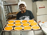 Roc's oldest soul food joint specializes in sweet potato pies