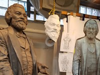 Douglass statues coming to Rochester streets