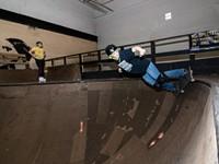 RECREATION   Ladies' Skate Night 2nd Anniversary