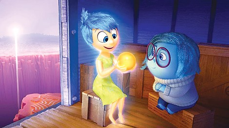 "A scene from Pixar's ""Inside Out"""