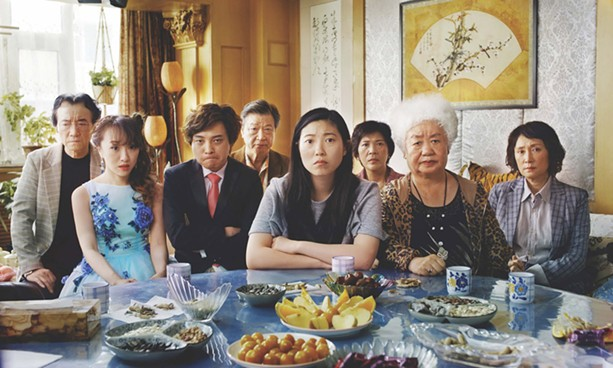 The Farewell - PHOTO COURTESY A24