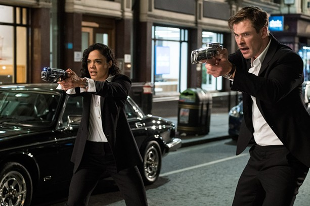 Men in Black: International - PHOTO COURTESY SONY PICTURES