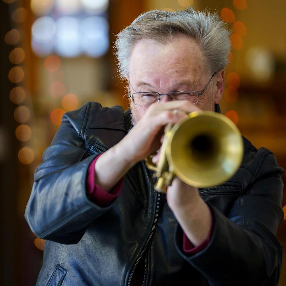 Trumpeter Mike Kaupa will give a noontime performance at the Central Library of Rochester and Monroe County on Friday, June 28 as part of the 2019 CGI Rochester International Jazz Festival. - PHOTO PROVIDED