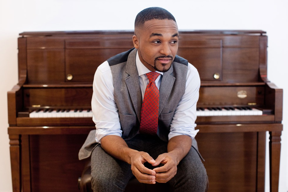 Sullivan Fortner will play two concerts with his trio on Friday, June 28, as well as two solo piano concerts on Saturday, June 29, at the CGI Rochester International Jazz Festival. - PHOTO PROVIDED