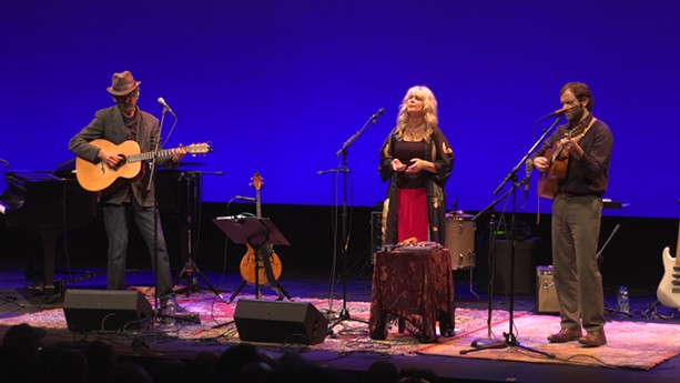 Over the Rhine gave a moving performance at Geva Theatre Center on Sunday, June 23 as part of the 2019 CGI Rochester International Jazz Festival. - PHOTO BY KATIE EPNER