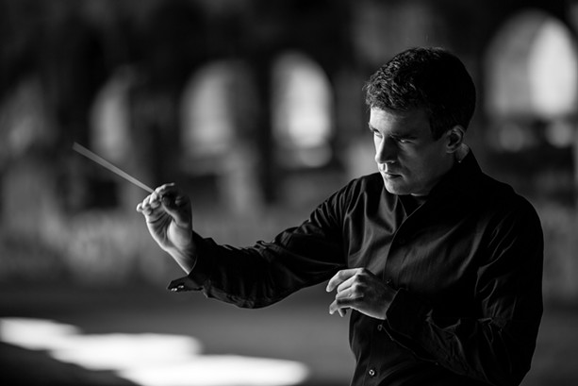 RPO Music Director Ward Stare. - FILE PHOTO