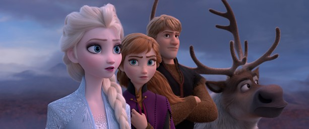 """Frozen 2."" - COURTESY WALT DISNEY PICTURES"