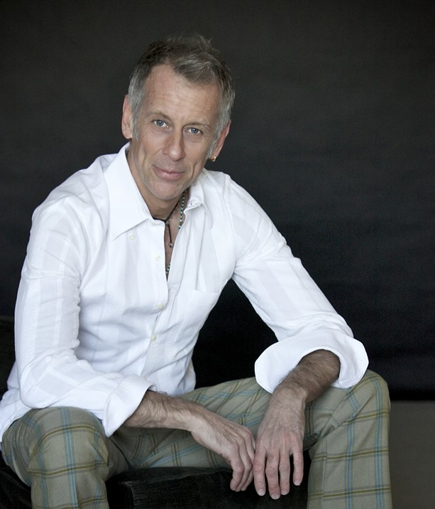 Jazz vibraphonist Joe Locke returns home for a high-profile November 22 show at The Little Theatre where he recorded his first album. - PHOTO BY JOSEPH BOGGESS