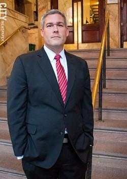 County Executive-elect Adam Bello. - FILE PHOTO