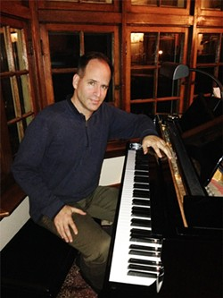 Rochester composer David Temperley combines rock music influences with classical mannerisms. - PHOTO BY MAYA TEMPERLEY