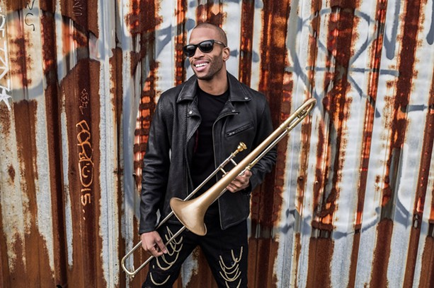 Trombone Shorty (pictured) & Orleans Avenue are scheduled to play Kodak Hall  on June 25 as part of the 2020 CGI Rochester International Jazz Festival. - PHOTO PROVIDED
