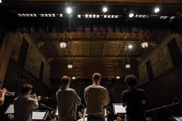 Kilbourn Hall - PHOTO BY MICHELLE MARTORELL, EASTMAN SCHOOL OF MUSIC