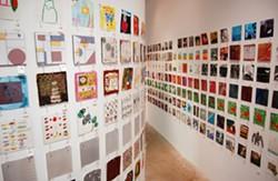 """Rochester Contemporary's annual """"6x6"""" exhibit - FILE PHOTO"""