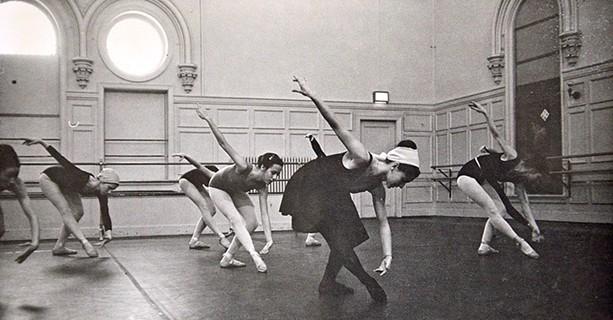 A dance class at Hochstein. - COURTESY OF THE HOCHSTEIN SCHOOL