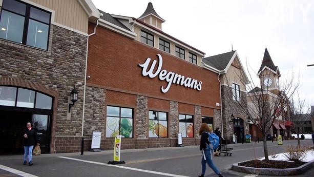 Wegmans' East Avenue store. - FILE PHOTO