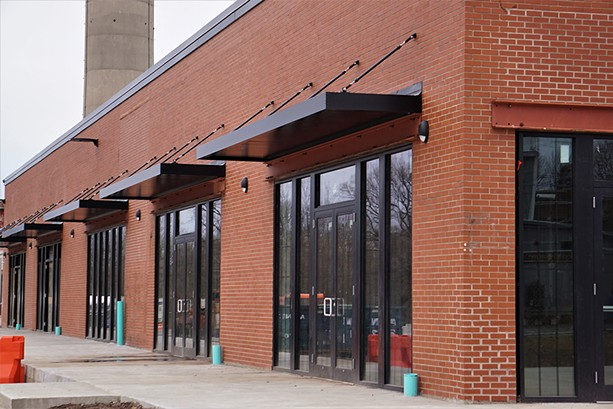 Faircraft BrauHaus's planned May 9 opening has been delayed by the coronavirus pandemic. - PHOTO BY GINO FANELLI