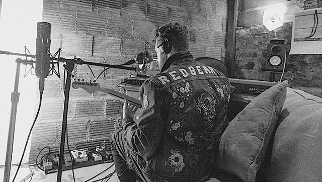 "Redbeard Samurai's ""Rain Fall Down"" is a notable shift away from head-on hip-hop, toward R&B and soul. - PHOTO PROVIDED"