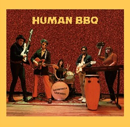 "Harmonica Lewinski releases ""Human BBQ"" on April 24. - IMAGE PROVIDED"