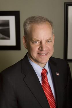 RGRTA CEO Bill Carpenter - FILE PHOTO