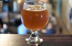 Red Girl Rye from Irondequoit Beer Company. - PHOTO BY GINO FANELLI