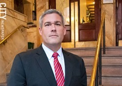 Monroe County Executive Adam Bello. - FILE PHOTO