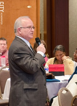 Rochester Teachers Association President Adam Urbanski. - FILE PHOTO