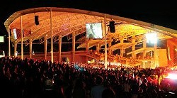 Summer concerts likely won't be held this year at Constellation Brands-Marvin Sands Performing Arts Center. - PHOTO PROVIDED BY CMACEVENTS.COM