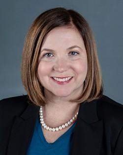 Monroe County Legislator Linda Hasman. - FILE PHOTO