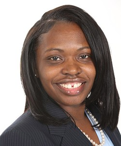 Acting Monroe County Democratic Elections Commissioner LaShana Boose. - FILE PHOTO