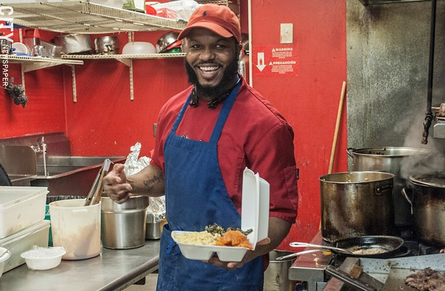 """Bobo's Chicken Shack owner Devon """"Bobo"""" Crittenden. - FILE PHOTO"""
