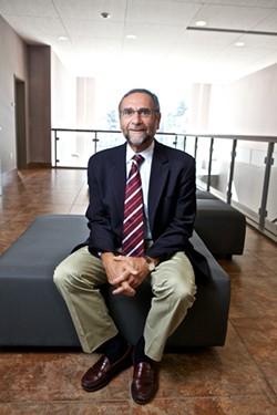 Daan Braveman is the president of Nazareth College. - FILE PHOTO