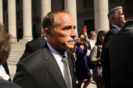 Both supporters and detractors of former Congressman Chris Collins have submitted letters to the federal judge who will sentence him next week. - PHOTO COURTESY NATIONAL PUBLIC RADIO