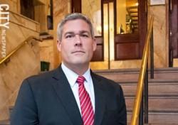 Monroe County Executive Adam Bello. - FILE PHOTO