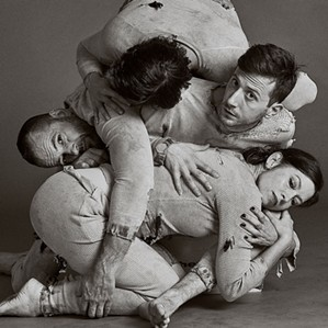 PUSH Physical Theatre. - PHOTO PROVIDED BY KEYBANK ROCHESTER FRINGE FESTIVAL
