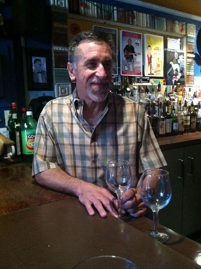 Abilene Bar & Lounge owner Danny Deutsch. - PHOTO PROVIDED