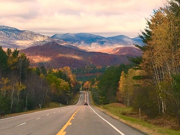 The Vermont hills. - PHOTO PROVIDED BY COLLINS AND CLARK