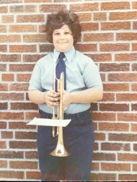 A young Bob Greco. - PHOTO PROVIDED