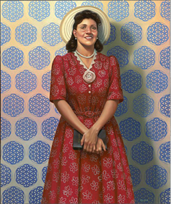 Henrietta Lacks, one of the inductees into the National Women's Hall of Fame. - IMAGE COURTESTY NATIONAL WOMEN'S HALL OF FAME