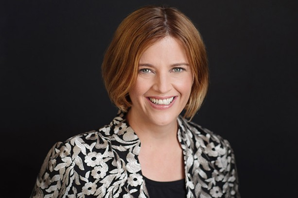 Hillary Olson, an Ogden native, is the chief executive officer of the Rochester Museum and Science Center. - PHOTO PROVIDED