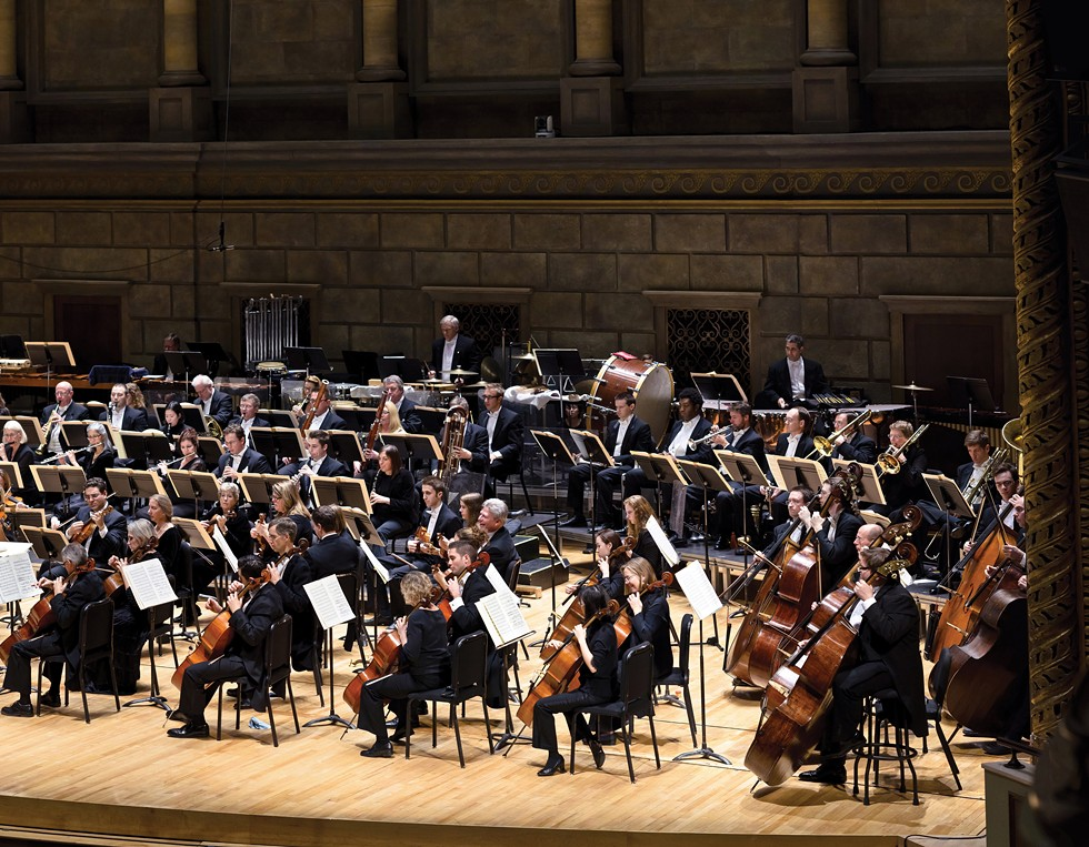 The Rochester Philharmonic Orchestra - FILE PHOTO