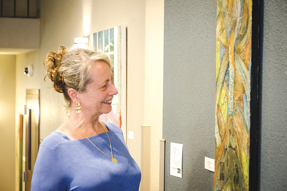 Dawn Lipson has been a longtime supporter of the arts in Rochester. - FILE PHOTO
